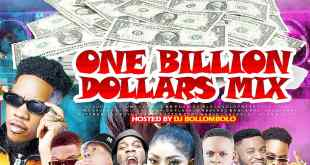 one billon dollars mix