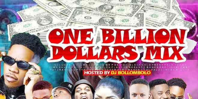 one billon dollars mix