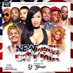 DJ TYmix New YOrk City MIX