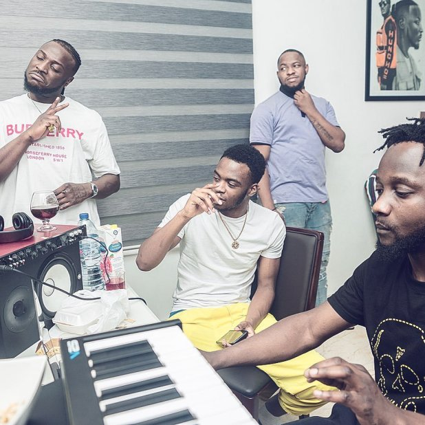 Tobechukwu Victor Okoh also known as Peruzzi has hinted that he will soon be dishing out a new song with Not3s.