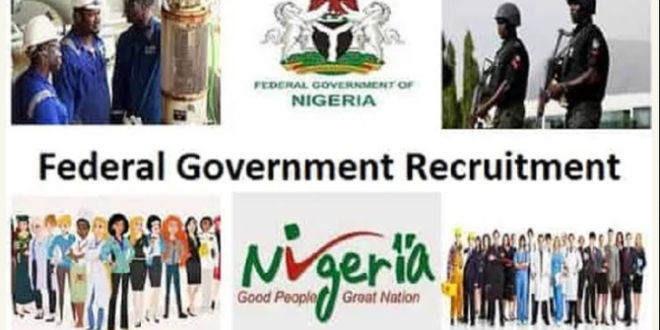 How To Apply & Official Link For The FG 774000 Recruitment For All Local Governments