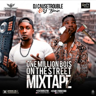 DJ Causetrouble vs DJ Tymix - One Million Bios On The Street Mix