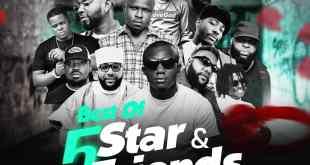MIXTAPE: DJ Gambit - Best Of 5 Star & Friends Mix