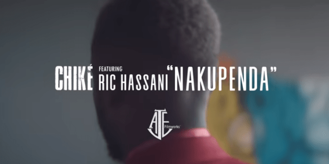 VIDEO: Chike – Nakupenda ft. Ric Hassani