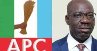 APC Disqualified Gov. Obaseki From Primary