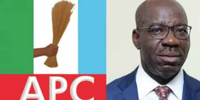 APC Disqualified Gov. Obaseki From Primary