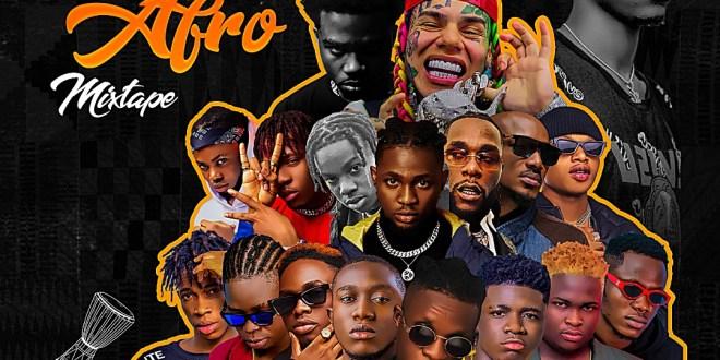 DJ PhamousTrap Meets Afro Mix