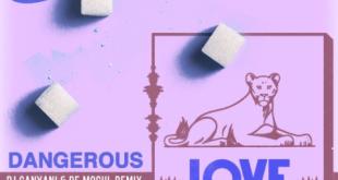 Tiwa Savage – Dangerous Love ( Amapiano Remix ) Feat. DJ Ganyani, De Mogul IMG