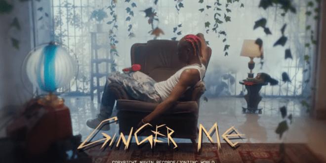 VIDEO: Rema – Ginger Me