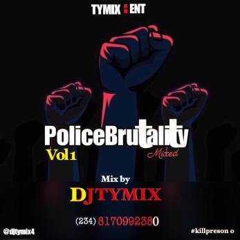 DJ TYMIX Police Brutality IMG