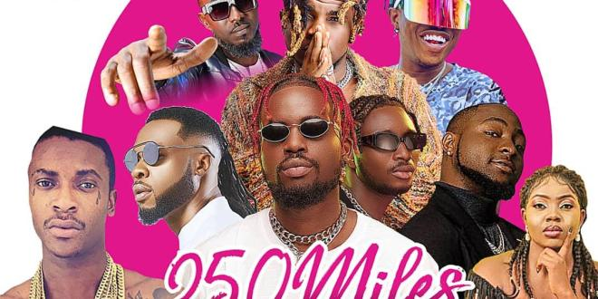 MIXTAPE: Frank Obama - 250 Miles Accepting Demons