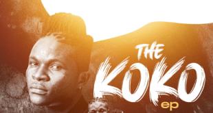 Sainttom Highgrade - The Koko EP