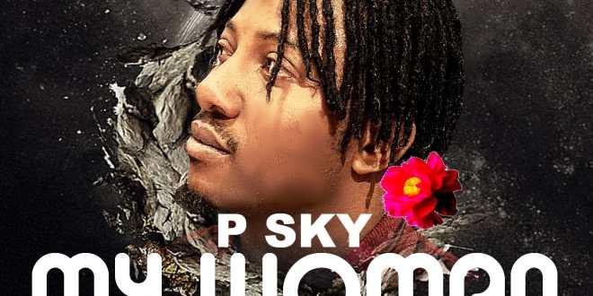 P Sky - My Woman