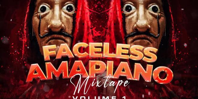 MIXTAPE: Dj Ten Ten - Faceless Amapiano Vol 1 Mix