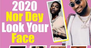 DJ 501 - 2020 Nor Dey Look Your Face Mix