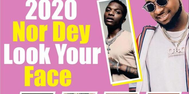 DJ 501 - 2020 Nor Dey Look Your Face Mix