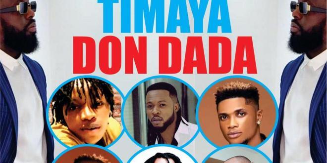 DJ 501 - Timaya Don Dada Mix