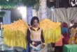 Nigerian Bride Appeared At Her Wedding In Wing Cape (See Video)