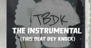 INSTRUMENTAL: M.I Abaga x Erigga x Sinzu - TBDK (This Beat Dey Knock)