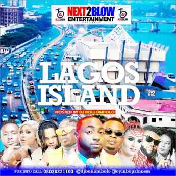 DJ Bollombolo - Lagos Island Mix