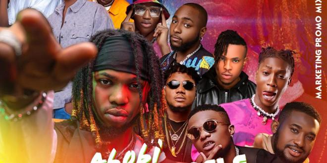 DJ Zee - Abobi Check Yourself Mix