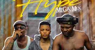 MIXTAPE: DJ AY - Hype Mega Mix ft. ID Cleff x Hypetubobo