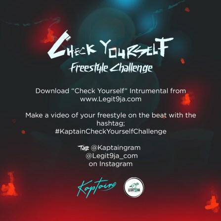 check yourself Instrumental challenge