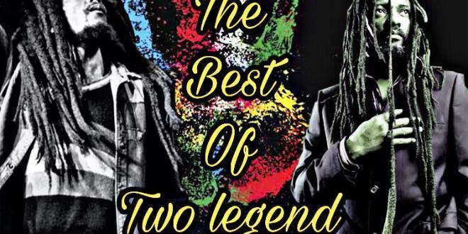 MIXTAPE: Dj Tymix - Best Of Two Legend Bob Marley Vs Lucky Dube