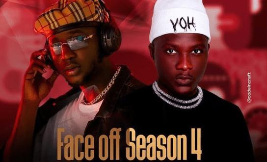 DJ Dabila ft. Voltage Of Hype - Face Off Mix (Season 4)