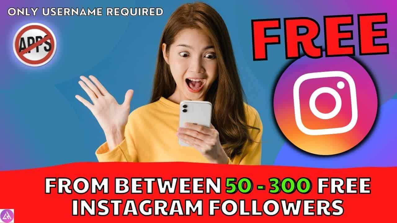 300 free instagram followers