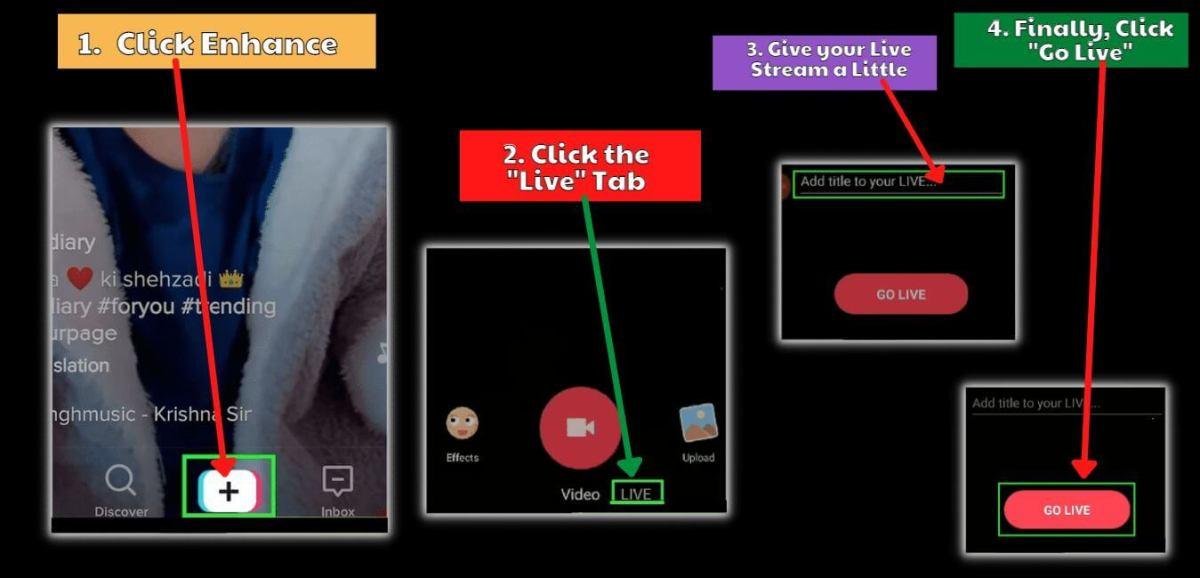how to go live on tiktok on iphone legit hacks