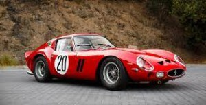 1963 Ferrari 250 GTO most expensive car in the world right now