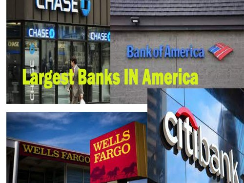 Largest Banks In America
