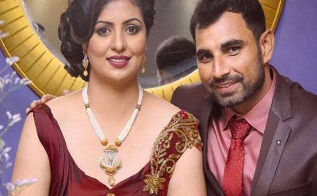 Mohammed Shami Trolled for Wife's Gown