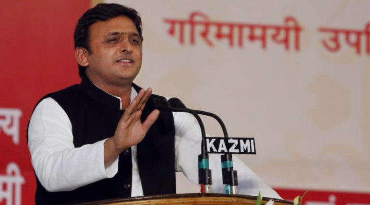 Akhilesh claims majority support