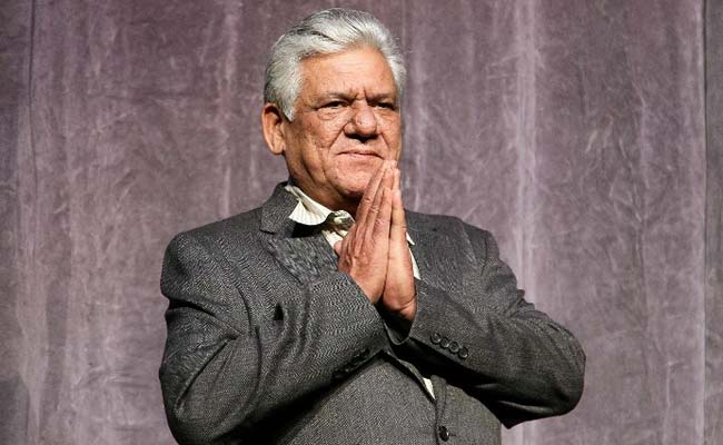 Om Puri passes away after a massive heart attack