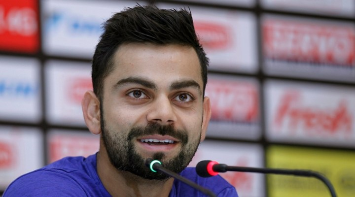 Virat Kohli appointed as India's new limited overs captain