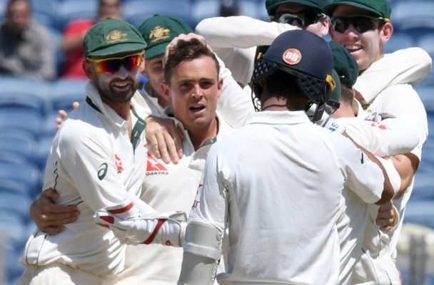 Watch Steve O'Keefe Rattle India with a 6-Wicket Haul