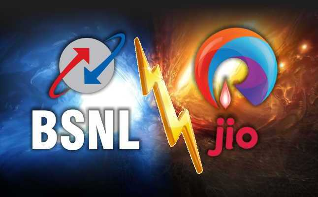 BSNL Takes on Jio, offers mobile Internet at Rs 36 per GB