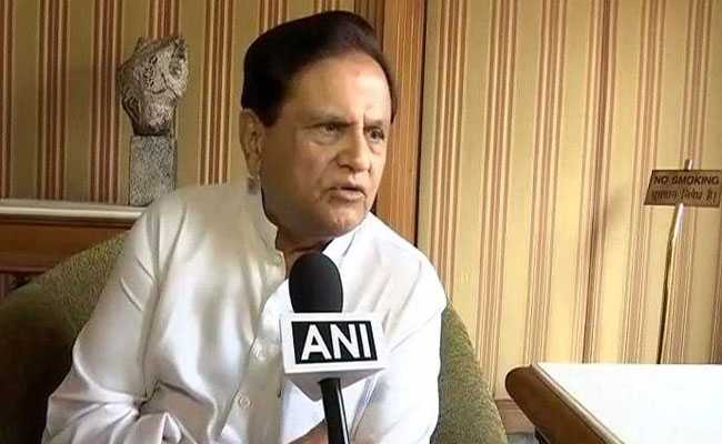Ahmed Patel Re-elected to Rajya Sabha for a Fifth Term