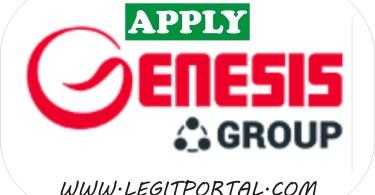genesis group ng vacancy