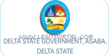 Delta State Government Ministry Jobs