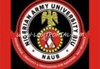 nigerian army university (NAUB)