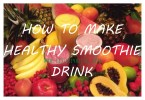 How to make smoothie in Nigeria