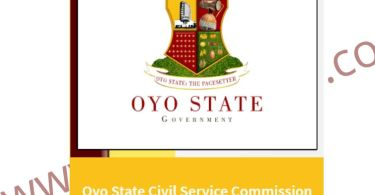 Oyo State CSC Recruitment Portal