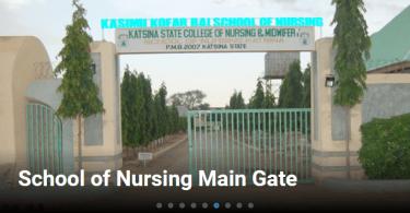 conamkat katsina state college of nursing and midwifery