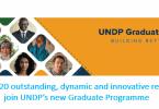 UNDP Graduate Programme