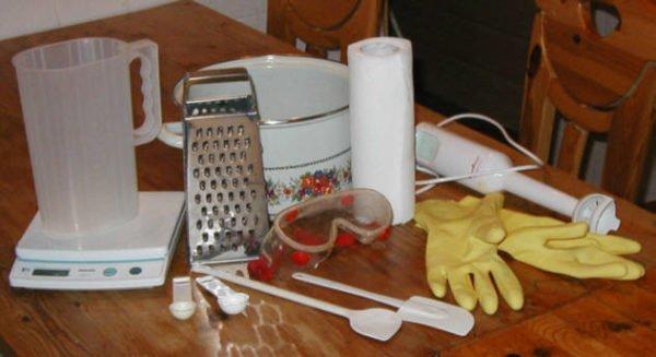 Gereedschappen en apparaten