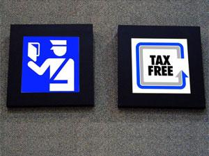 Возврат Такс-фри из Европы для иностранных граждан