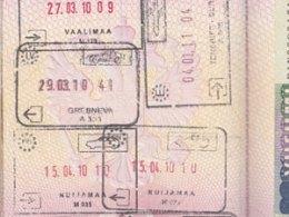Отказ при въезде в Латвию